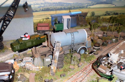 The Original McHale's Yard Gn15 - Tony's Model Railways